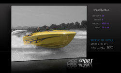 2011 - Hustler Powerboats - 266 Sport