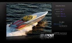 2012 - Hustler Powerboats - 39 Rockit