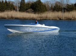 2012 - Hustler Powerboats - 29 Rockit