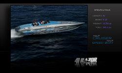 2012 - Hustler Powerboats - 41 Razor