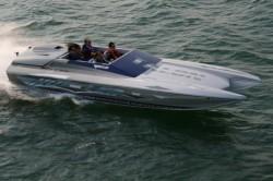 2012 - Hustler Powerboats - 25 Talon