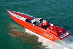 2017 - Hustler Powerboats - 344 Cheetah