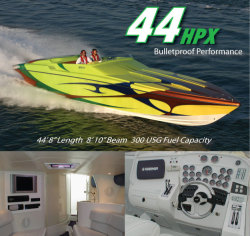 2019-Hustler Powerboats- 44 HPX