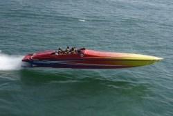 2020 - Hustler Powerboats - 50 Monster