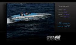 2020 - Hustler Powerboats - 41 Razor