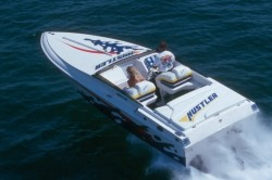 2020 - Hustler Powerboats - 266 Classic