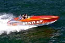 2020 - Hustler Powerboats - 29 Rockit