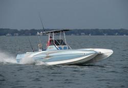 Hustler Powerboats 25c3 Speedfish Center Console Boat