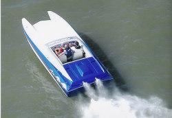 Hustler Powerboats 25 Talon High Performance Boat
