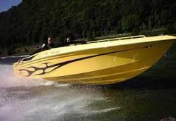 Hustler Powerboats 26 Sport High Performance Boat