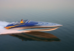 Hustler Powerboats 40 Classic High Performance Boat