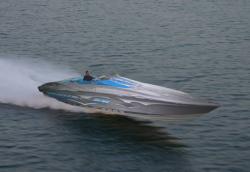 Hustler Powerboats 41 Razor High Performance Boat