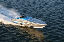2008 - Hustler Powerboats - 41 Razor