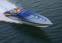 2008 - Hustler Powerboats - 40 Classic