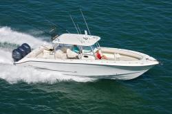 2010 - Hydra Sports Boats - 4100VSF