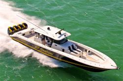 2017 - Hydra Sports Boats - 5300 Suenos