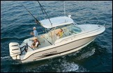Hydra Sports Boats 2500 VX Express Fisherman Boat