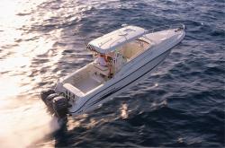 Hydra Sports Boats 3300 VX Express Fisherman Boat