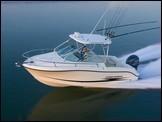 Hydra Sports Boats 2200VX Express Fisherman Boat