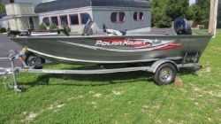 2016 - Polar Kraft Boats - Outlander 160 SC