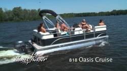 2017 - Sun Chaser Boats - Oasis Cruise 818