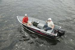 2021 - Smoker-Craft Boats - 13 DLX Alaskan
