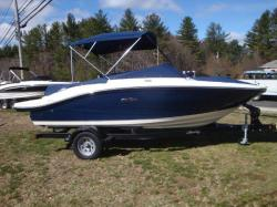 2018 Sea Ray 190 SPX Laconia NH