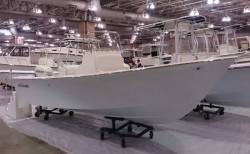 May-Craft 20 Cape Classic with 115hp Evinrude Etec outboard