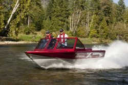 2012 - Jetcraft Boats - 1775 Extreme Duty