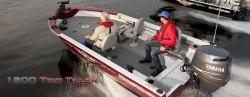 2012 - Jetcraft Boats - 1800 Trio Tiller
