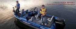 2012 - Jetcraft Boats - 1925 Flex Sport