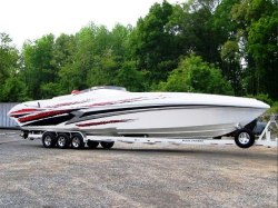 2004 - Black Thunder Powerboats - 460 SC