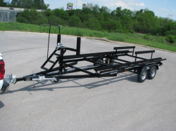2018 tandem axle trailers