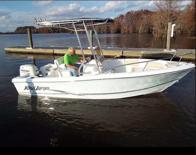 Research 2017 - Key Largo Boats - 1800 CC on iboats.com