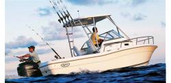 2017 - Key Largo Boats - 2100 WA Cuddy