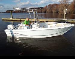 2017 - Key Largo Boats - 1800 CC