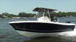 2017 - Key Largo Boats - 2100 WI CC