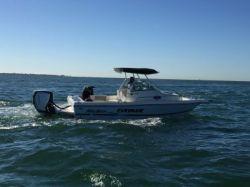 2018 - Key Largo Boats - V24 Offshore WA Cuddy