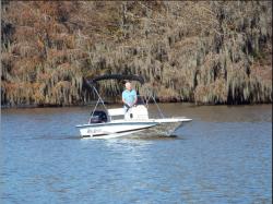 2018 - Key Largo Boats - 168 Bay Boat