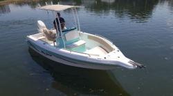 2020 - Key Largo Boats - 216 LX