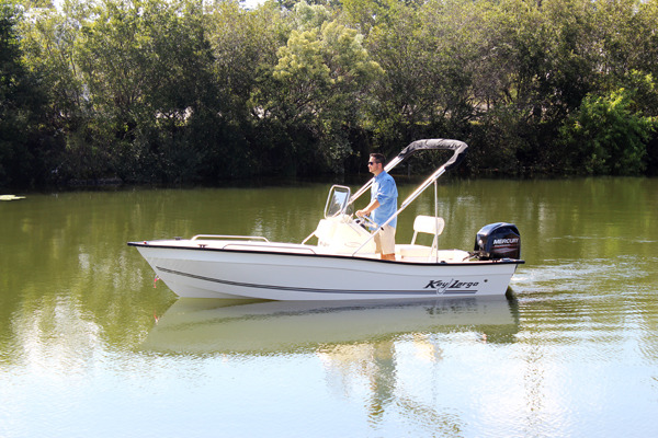 Research 2015 key largo boats 160 cc on for Key largo fish market