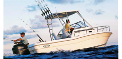 2015 - Key Largo Boats - 2100 WA Cuddy