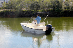 2015 - Key Largo Boats - 160 CC
