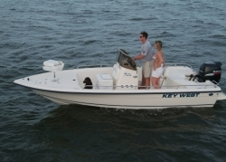 2009 - Key West Boats - 186BR