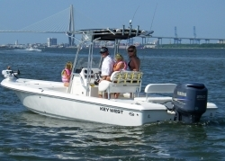 2009 - Key West Boats - 246BR