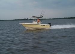 2009 - Key West Boats - 2300 CC SS