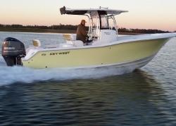2009 - Key West Boats - 268 CC