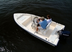 2009 - Key West Boats - 152 CC