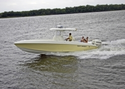 2009 - Key West Boats - 293 CC