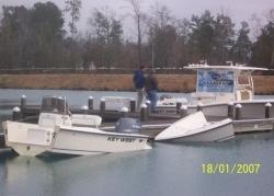 2009 - Key West Boats - 1720 CC